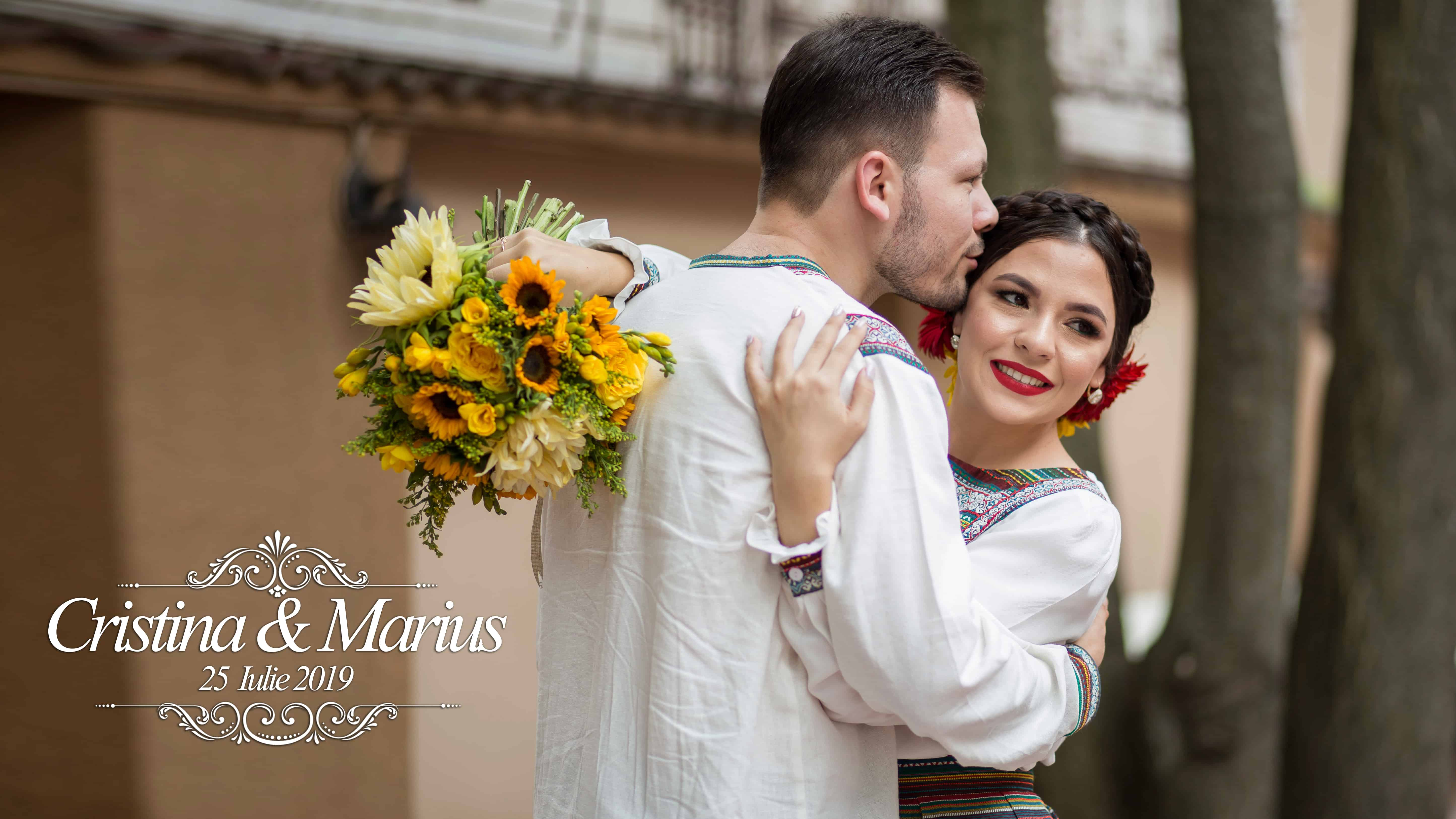 Cristina si Marius